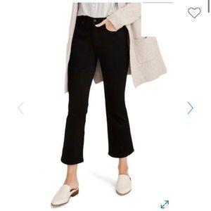 NWT Madewell Cali Demi Boot Jeans